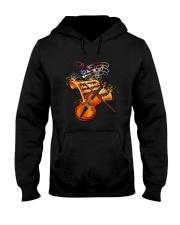 Violin Sheet Shirt Hooded Sweatshirt thumbnail
