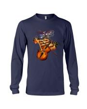 Violin Sheet Shirt Long Sleeve Tee thumbnail