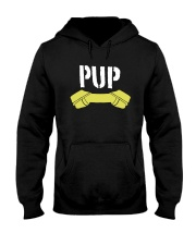 Pup Shirt Hooded Sweatshirt thumbnail