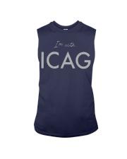 I'm With Icag Shirt Sleeveless Tee thumbnail