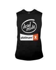 Dead Inside Platinum Shirt Sleeveless Tee thumbnail