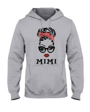 Grandma Mimi Shirt Hooded Sweatshirt thumbnail