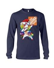 Unicorn Dabbing The Home Depot Shirt Long Sleeve Tee thumbnail