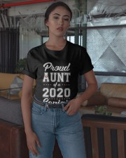 Proud Aunt Of A 2020 Senior Shirt Classic T-Shirt apparel-classic-tshirt-lifestyle-05