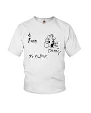 Audrey Drawing Daddy Danny Nsplove Shirt Youth T-Shirt thumbnail
