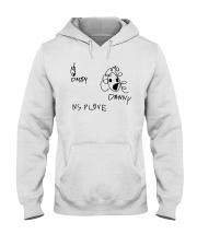 Audrey Drawing Daddy Danny Nsplove Shirt Hooded Sweatshirt thumbnail