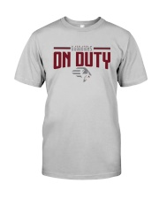New York Guardians On Duty Shirt Classic T-Shirt tile