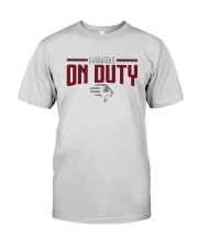 New York Guardians On Duty Shirt Premium Fit Mens Tee thumbnail