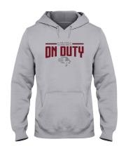 New York Guardians On Duty Shirt Hooded Sweatshirt thumbnail