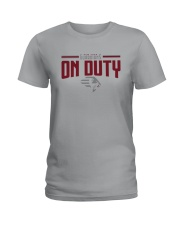 New York Guardians On Duty Shirt Ladies T-Shirt tile