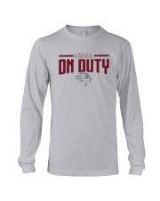 New York Guardians On Duty Shirt Long Sleeve Tee thumbnail