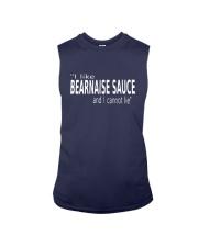 I Like Bearnaise Sauce And I Cannot Lie Shirt Sleeveless Tee thumbnail