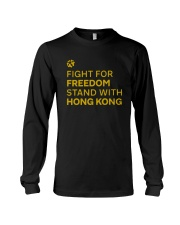 Lakers Fight For Freedom Stand Hong Kong Shirt Long Sleeve Tee thumbnail