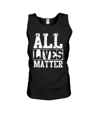 All Lives Matter Shirt Unisex Tank thumbnail