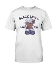 Blm Enkidu Black Lives Matter Shirt Classic T-Shirt front