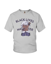 Blm Enkidu Black Lives Matter Shirt Youth T-Shirt thumbnail
