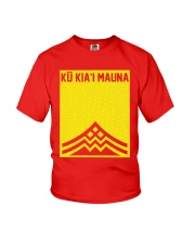 Ku Kiai Mauna Shirt Youth T-Shirt thumbnail