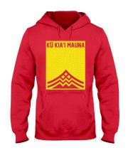 Ku Kiai Mauna Shirt Hooded Sweatshirt thumbnail