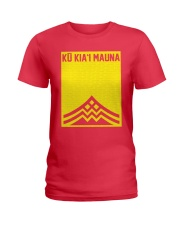Ku Kiai Mauna Shirt Ladies T-Shirt thumbnail