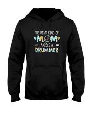 The Best Kind Of Mom Raises A Drummer Shirt Hooded Sweatshirt thumbnail