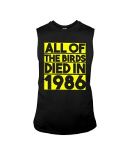 All The Birds Died In 1986 Shirt Sleeveless Tee thumbnail