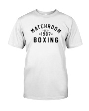 Eddie Hearn Matchroom Boxing T Shirt Classic T-Shirt front