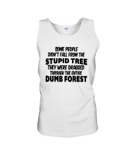 Some People Didnt Fall From The Stupid Tree Shirt Unisex Tank thumbnail