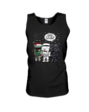Christmas Darth Vader Boba Its Cold Outside Shirt Unisex Tank thumbnail