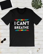 Lgbt I Can't Breathe Shirt Classic T-Shirt lifestyle-mens-crewneck-front-17