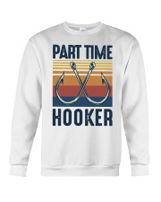 Vintage Part Time Hooker Shirt Crewneck Sweatshirt thumbnail