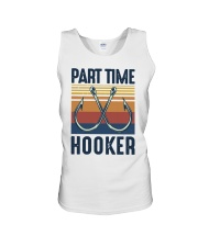 Vintage Part Time Hooker Shirt Unisex Tank thumbnail