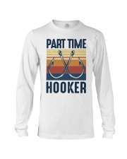 Vintage Part Time Hooker Shirt Long Sleeve Tee thumbnail