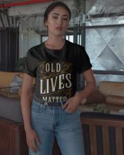 Old Lives Matter Shirt Classic T-Shirt apparel-classic-tshirt-lifestyle-05