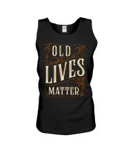 Old Lives Matter Shirt Unisex Tank thumbnail