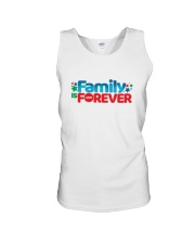 Family Is Forever T Shirt Unisex Tank thumbnail