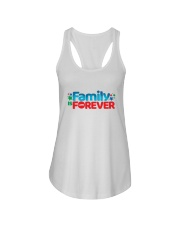 Family Is Forever T Shirt Ladies Flowy Tank thumbnail