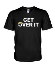 Mulvaney Get Over It Shirt V-Neck T-Shirt thumbnail