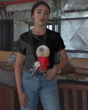 Snoopy Karate Nuts Shirt Classic T-Shirt apparel-classic-tshirt-lifestyle-05