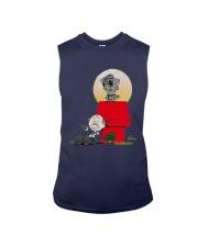 Snoopy Karate Nuts Shirt Sleeveless Tee thumbnail