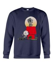 Snoopy Karate Nuts Shirt Crewneck Sweatshirt thumbnail