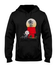Snoopy Karate Nuts Shirt Hooded Sweatshirt thumbnail