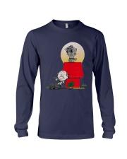 Snoopy Karate Nuts Shirt Long Sleeve Tee thumbnail