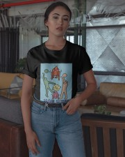 Kawhi Leonard Man Myth Shirt Classic T-Shirt apparel-classic-tshirt-lifestyle-05