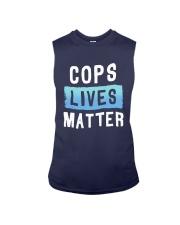 Cops Lives Matter Shirt Sleeveless Tee thumbnail
