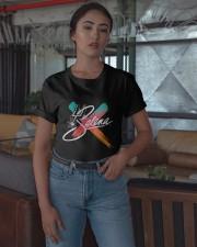 Selena Spurs Shirt Classic T-Shirt apparel-classic-tshirt-lifestyle-05
