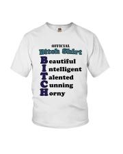 Katya Official Bitch Shirt Beautiful Shirt Youth T-Shirt thumbnail