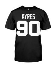 Ebug David Ayres 90 Shirt Classic T-Shirt front