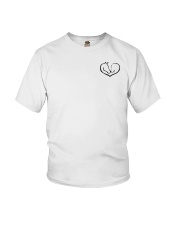 Farm Horse Never Walk Alone Shirt Youth T-Shirt thumbnail