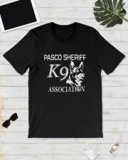 Pasco Sheriff K9 Association Shirt Classic T-Shirt lifestyle-mens-crewneck-front-17