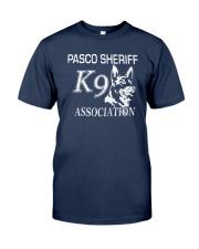 Pasco Sheriff K9 Association Shirt Classic T-Shirt tile